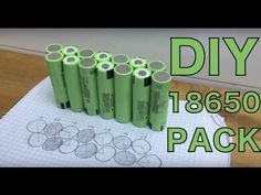 How To Build A DIY Electric Bicycle Lithium Battery From 18650 Cells - EbikeSchool.com