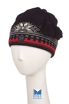 Dale of Norway 125th Anniversary Hat (Black)