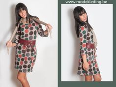 More Info http://www.modekleding.be/Sauvill-Jurk-Dress-Bari