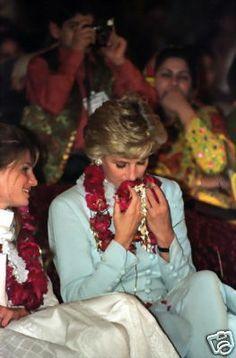 Princess Diana and jemima