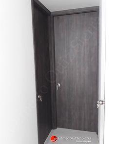 Se te dañaron las puertas?? 🚪🚪  Están viejas??  Renuevalas y dale un nuevo aire a tu hogar 🏡  Cali, Colombia ⠀ ⠀   #puertas #puertasdemadera #puertascali #puertademadera #puertasmodernas #carpinteroscali #carpinteriacali Cali Colombia, Lockers, Locker Storage, Cabinet, Furniture, Home Decor, Grey Hardwood, Wooden Gates, Home