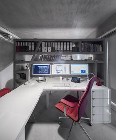 high-tech office - consexto lab - porto portugal - consexto - photo by fg + sg