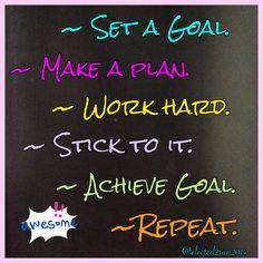 #goals #elected2run2014