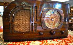 Antique Zenith Floor Radio Antique Vintage Radios