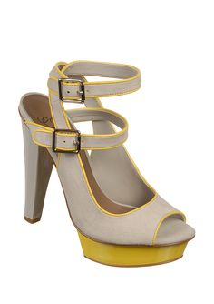 If I could walk in them, I would buy them. Fergie Chapter $65