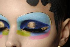 fashion john galliano makeup | Beauty & Style blog by Laura Valuta: John Galliano creative make up's