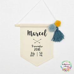 Traditional Housewarming Gifts, Cute Kawaii Girl, Nursery Frames, Diy And Crafts, Crafts For Kids, Diy Cadeau, Diy Bebe, Wall Banner, My Baby Girl