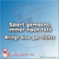 Sport gemacht
