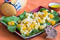 Saveur, Cobb Salad, Cantaloupe, The Cure, Vegetarian, Yummy Food, Vegan, Fruit, Healthy