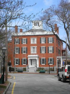 Jared Coffin House, Nantucket Stayed here 6/2015...wonderful Inn, and staff!