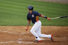Houston Astros: Carlos Correa Has the Talent to Play in MLB in 2015 Houston Astros #HoustonAstros
