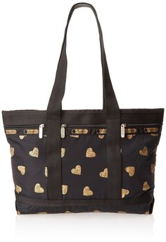 LeSportsac Medium Travel Tote Bag (Wistful Florals): Handbags: Amazon.com