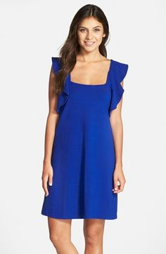 French Connection 'Marie' Shift Dress available at #Nordstrom
