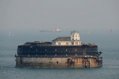 No Man's Land Fort, UK - from the page: 10 Incredible Sea Forts