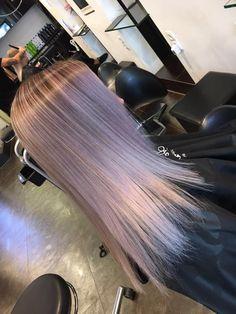 Balayage. Staight hair . Long hair . Tugce . Domani art of Hair . Olaplex . Highlights . Rose . Irisé