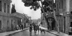 Αθήνα -Πειραιάς παλιές εικόνες