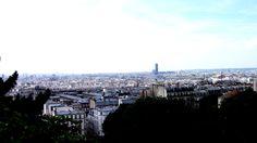 Du #SacréCœur au #Montparnasse #Paris June 2014 www.pinterest.com/annbri/
