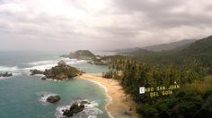 Parque Tayrona Colombia Santa Marta, Costa Caribe - Cómo viajar, Qué vis...
