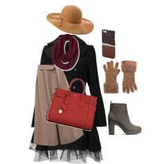 """Red Bag"" by tiffanybertharia-fanbert on Polyvore"