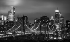 city of light new york black white - Google zoeken