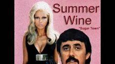 nancy sinatra summer wine - YouTube