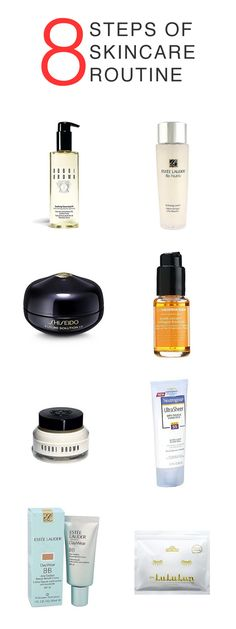 Check out the guide I wrote at eBay about my basic skincare routine.