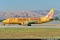 """Western Pacific """"Sam's Town"""""""