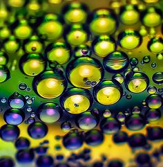 carbonated water bubbles in macro Photograph overdose oblivion by Beauty  on 500px
