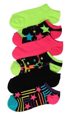 neon bright star ankle socks Foot Warmers, Tights, Leggings, Cute Socks, Kinds Of Clothes, Colorful Socks, Bright Stars, Ankle Socks, Bat Mitzvah