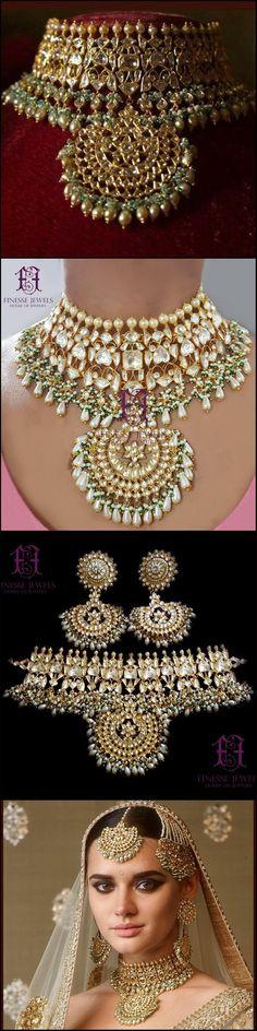 Sabyasachi Indian JewelryHeavy Indian Bridal Jewelry | Etsy