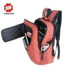 bb0895ce3f24 TIGERNU 2017 New Design Waterproof Fashion Backpack Women Mochila School Bag  for Travel Backpacks School Backpack for Girls