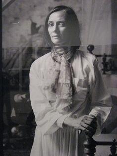 Niki de Saint Phalle, by Alice Springs