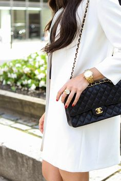 Chanel 2.55. www.withlovefromkat.com
