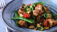 Dana Cowin used to be disappointed with her stir-fried chicken with vegetables. Then she learned a few tricks; and now, she's got a new favorite weeknight dish.
