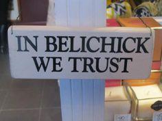I love Bill Belichick!!