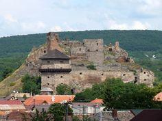 Slovakia, Fiľakovo - Castle