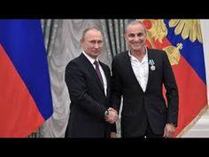 Важные новости дня 24.05.2017 Владимир Путин в Кремле вручил государстве...