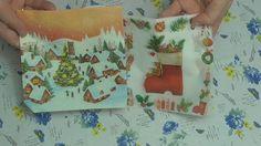 Ozdoby świąteczne z płyty CD # Tutorial DIY #
