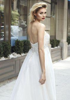 Mikaella 1960 Wedding Dress photo