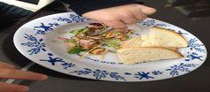 Salade met vis - Koken voor mijn peuter