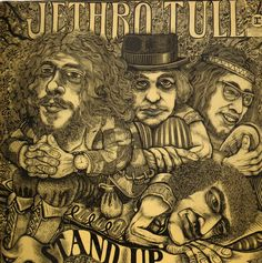 """Jethro Tull """"Stand Up"""" (1969)"""