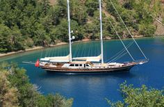 Private gulet charter for groups and family gulet sailing holidays in Turkey