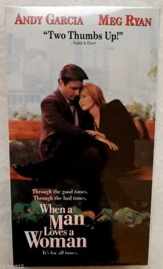 Rent When a Man Loves a Woman starring Andy Garcia and Meg Ryan on DVD and Blu-ray. Get unlimited DVD Movies & TV Shows delivered to your door with no late fees, ever. Andy Garcia, Meg Ryan, Susanna Thompson, Mae Whitman, Tv Show Music, Film Music Books, Man In Love, What Is Love, Hollywood Stars