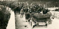 Tutto il fronte è in moto: siamo completamente liberi. Italiano entrano a Trento (3 novembre 1918)
