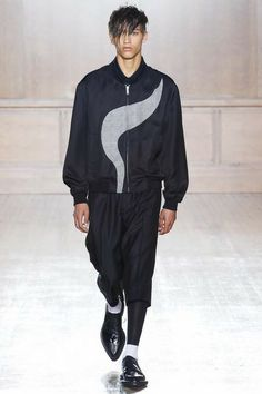 Alexander McQueen | Spring 2015 Menswear Collection | Style.com