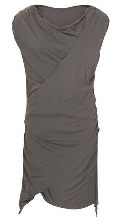 Asymmetric dress - perfect with leggings