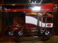 Thunder roller yesir Custom Hot Wheels, Hot Wheels Cars, Semi Trucks, Big Trucks, Model Truck Kits, Metals Die Cast, Diesel Trucks, Slot Cars, Rigs