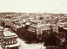 Brisbane,Queensland in 1898.