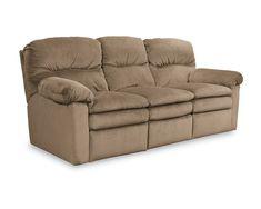 Tan Recliner Couch Set Topgun Saddle Reclining Sofa And
