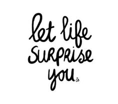 Let life